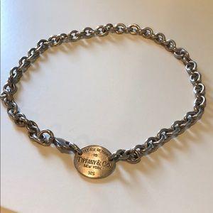 Tiffany & Co. Jewelry - Return to Tiffany Choker Necklace